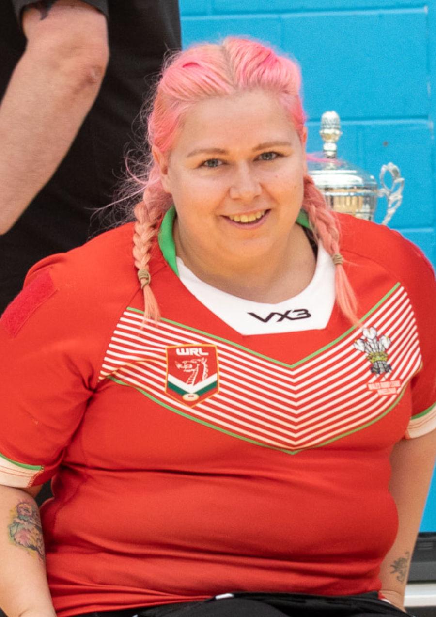 Jodie Boyd-Ward